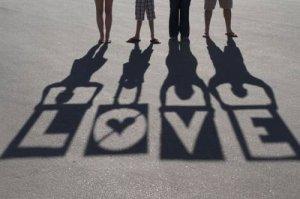Message LOVE